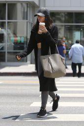 Jenna Dewan - Grabs a Coffee in Hollywood 05/08/2017