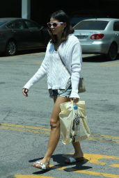 Jenna Dewan - Shopping in Los Angeles 05/28/2017