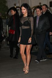 Jenna Dewan Tatum Fashion Star - Leaving Her Hotel in NYC 05/14/2017