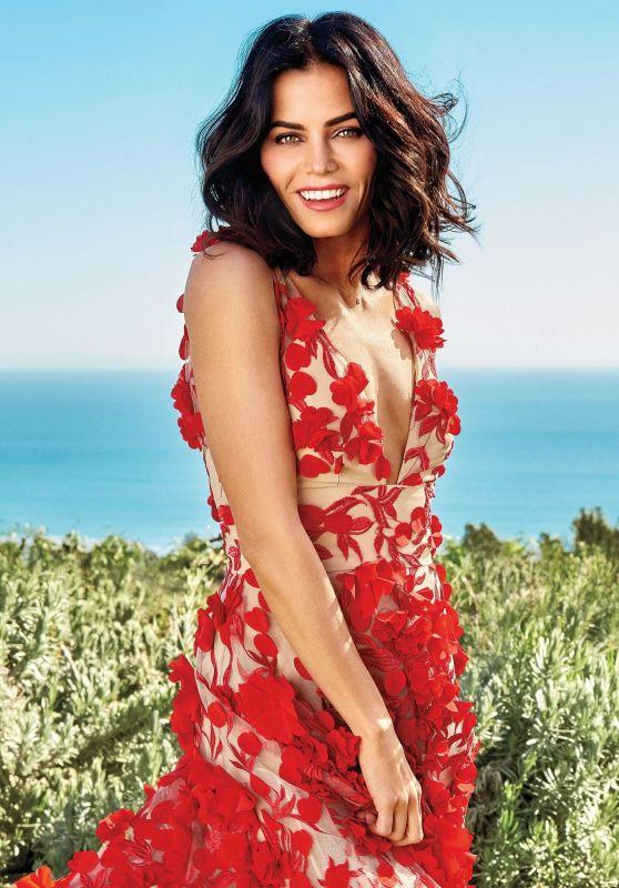 Jenna Dewan Tatum - Redbook Magazine Photoshoot, May 2017