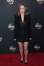 Jenna Fischer – ABC Upfront Presentation in New York 05/16/2017
