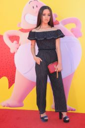 "Jenna Ortega - ""Captain Underpants"" Premiere in Los Angeles 05/21/2017"
