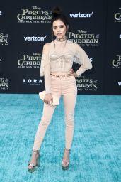"Jenna Ortega - ""Pirates of the Caribbean Dead Men Tell No Tales"" Premiere 05/18/2017"