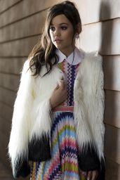 Jenna Ortega - Prune Magazine May 2017 Photos