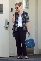 Jennifer Lawrence - Stops by the Lancer Dermatology Center in Beverly Hills 05/30/2017