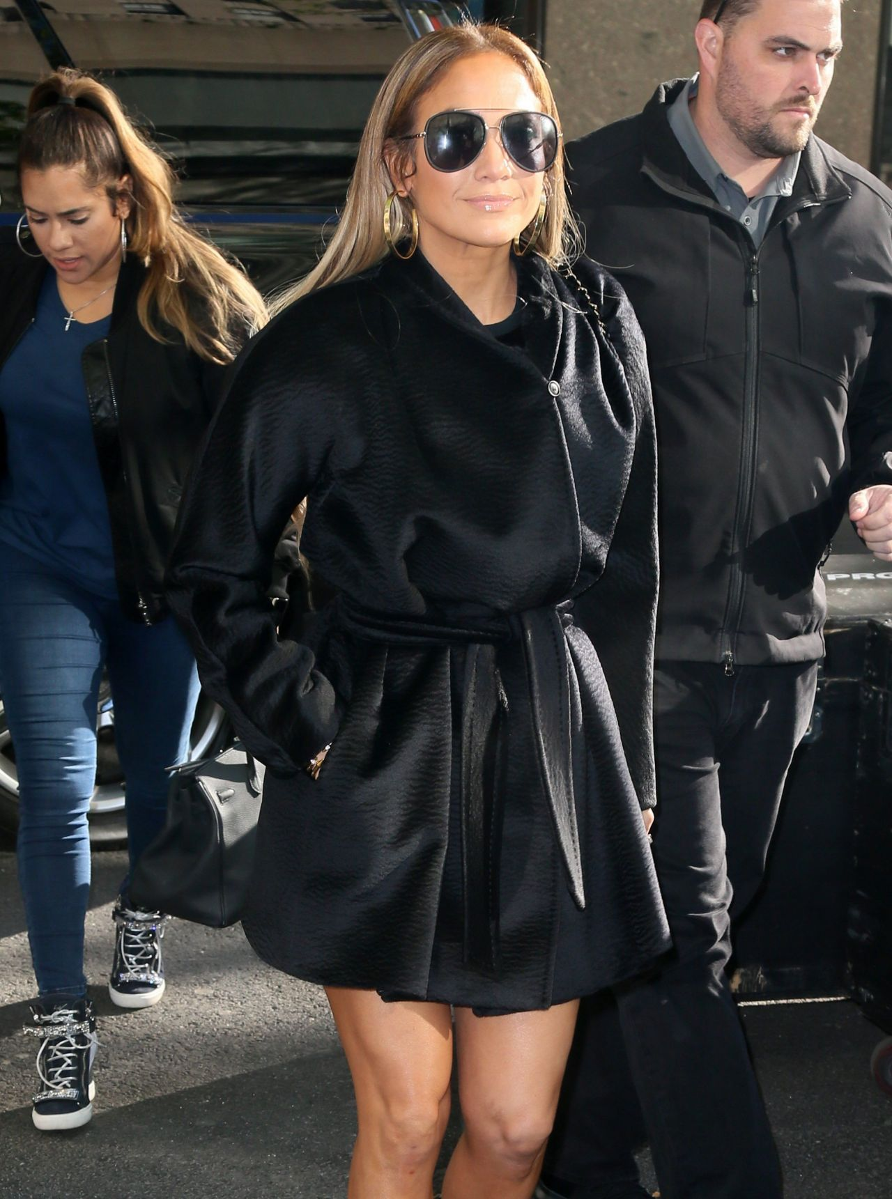 Jennifer lopez arrives to nbcs today show in new york city nudes (24 photo)