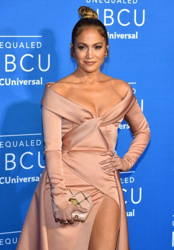 Jennifer Lopez – NBCUniversal Upfront in NYC 05/15/2017