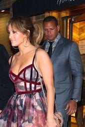 Jennifer Lopez - Out for Dinner in New York 05/14/2017