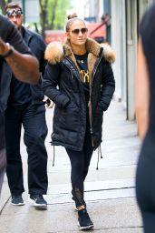 Jennifer Lopez - Out in New York City 05/10/2017