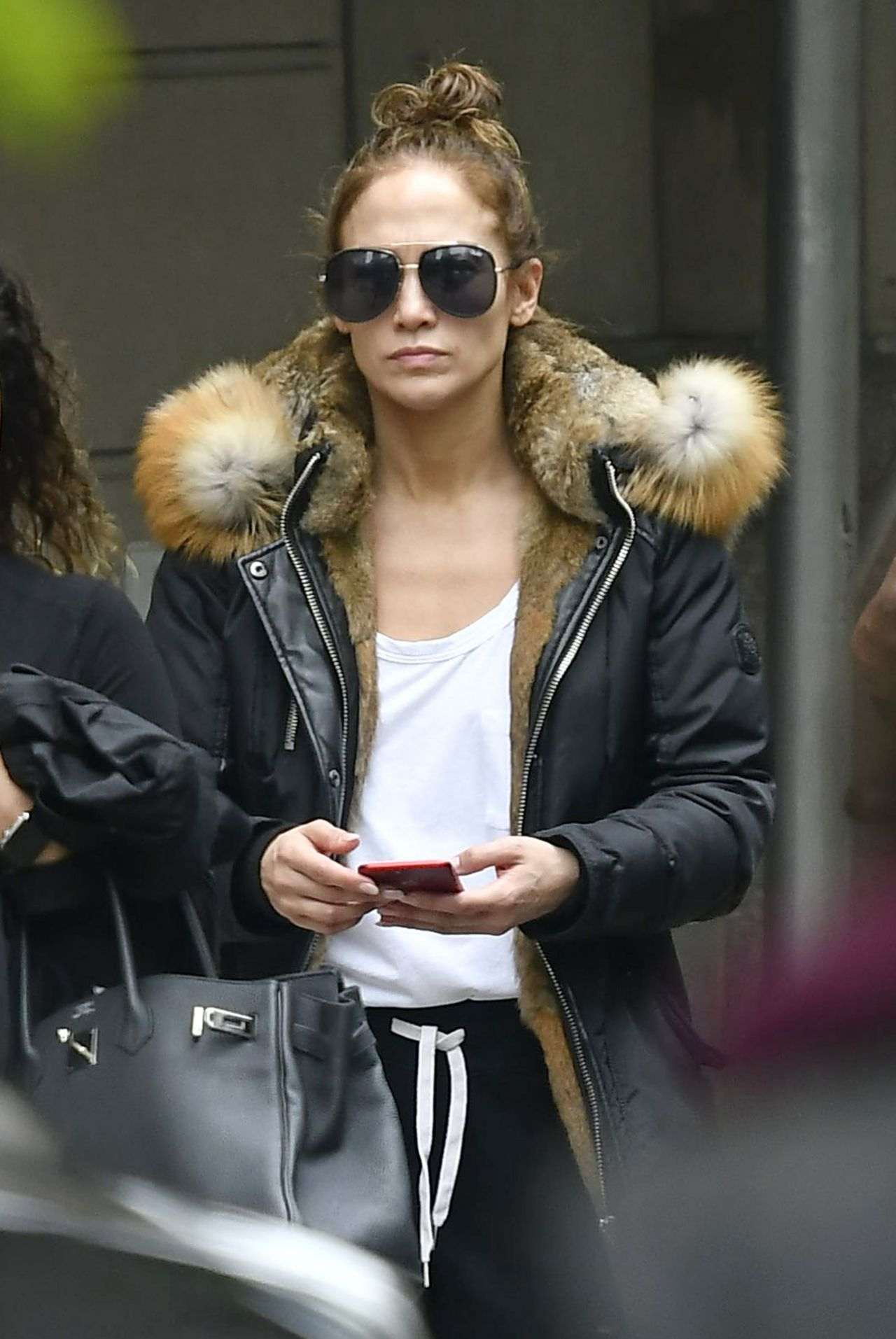 Jennifer Lopez - Out in New York City 05/12/2017