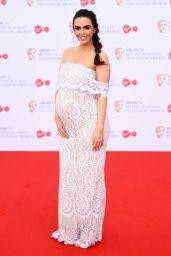 Jennifer Metcalfe – BAFTA TV Awards in London 05/14/2017