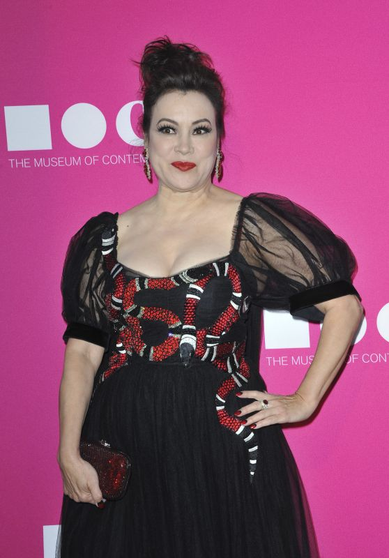 Jennifer Tilly - MOCA Gala in Los Angeles 04/29/2017