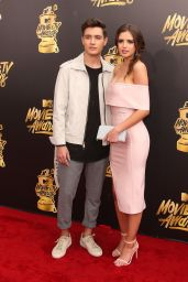 Jess Bauer – MTV Movie and TV Awards in Los Angeles 05/07/2017