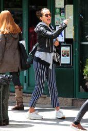 Jessica Alba - Out in Manhattan