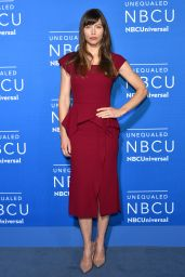 Jessica Biel – NBCUniversal Upfront in NYC 05/15/2017