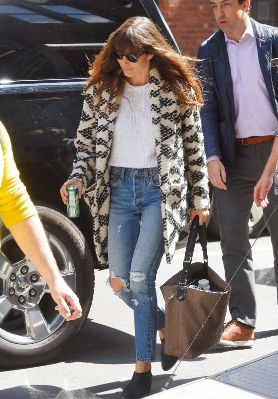 Jessica Biel - Out in Manhattan 05/10/2017