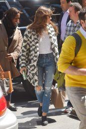 Jessica Biel - Out in Manhattan 05/10/2017