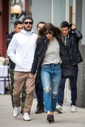 Jessica Biel - Out in New York City 05/09/2017