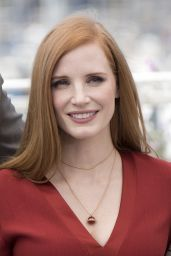 Jessica Chastain - 70th Cannes Film Festival Jury Photocal 05/17/2017