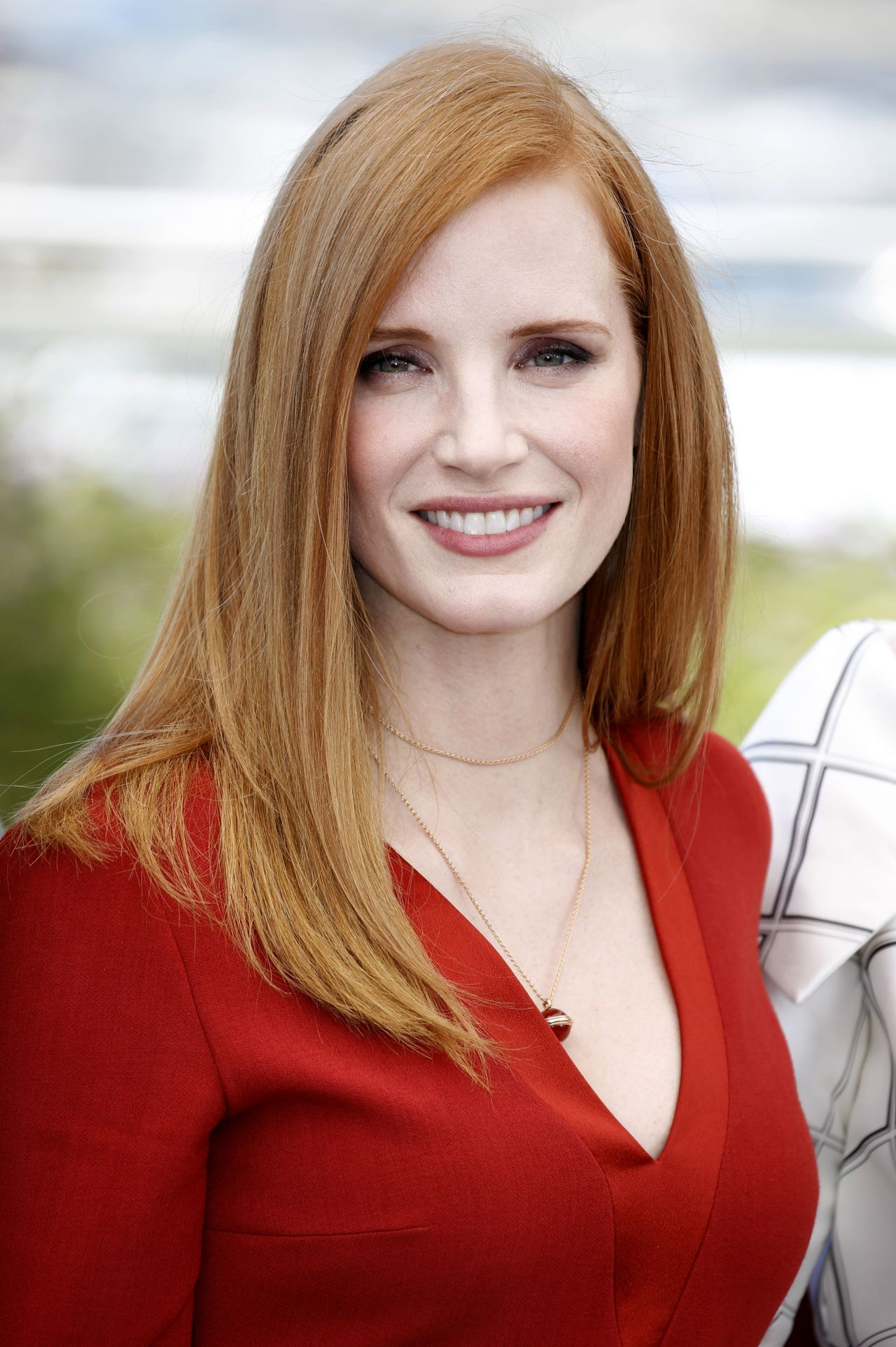 Jessica Chastain 70th Cannes Film Festival Jury Photocal