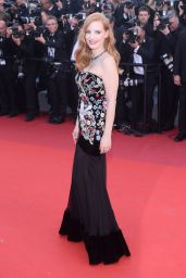 Jessica Chastain – 70th Cannes Film Festival Opening Ceremony 05/17/2017