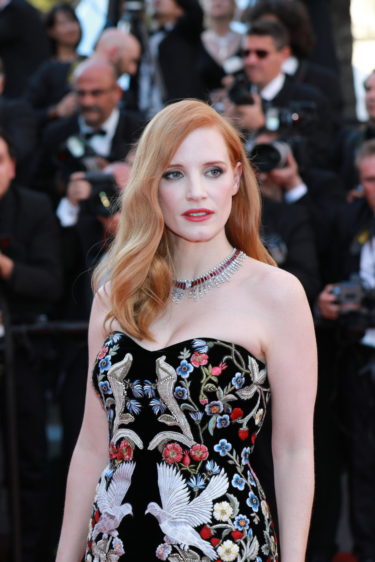 Jessica Chastain – 70th Cannes Film Festival Opening ... Jessica Chastain