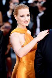 Jessica Chastain – Anniversary Soiree – Cannes Film Festival 05/23/2017