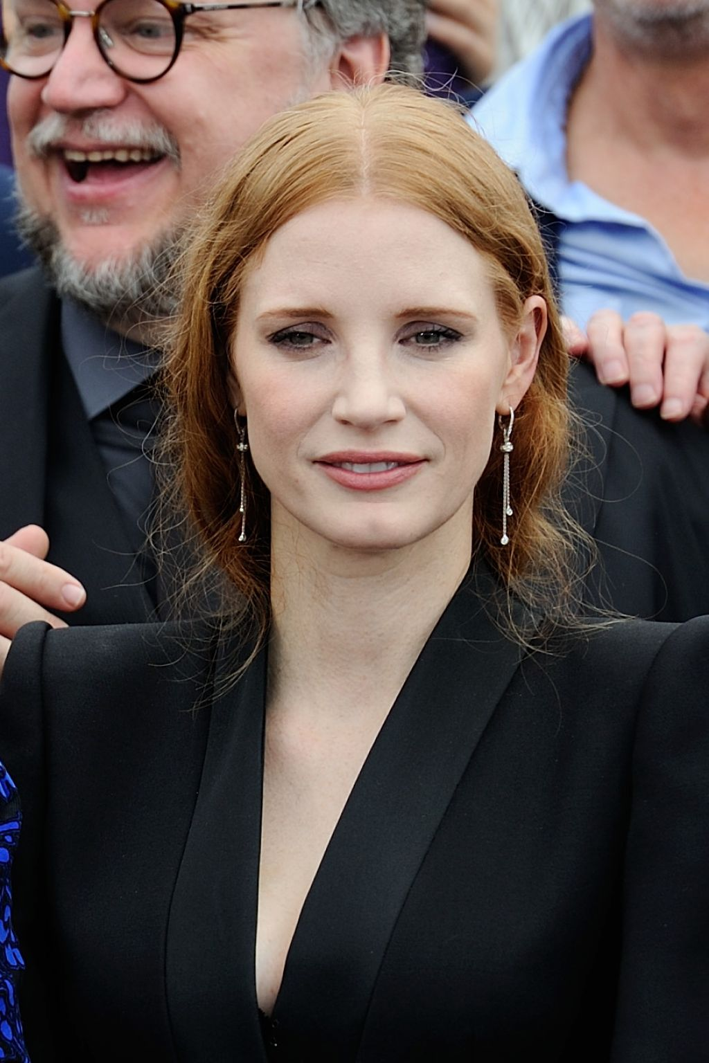 Jessica Chastain at 70th Anniversary Photocall – Cannes ... Jessica Chastain