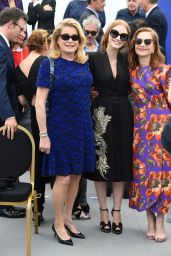 Jessica Chastain at 70th Anniversary Photocall – Cannes Film Festival 05/23/2017