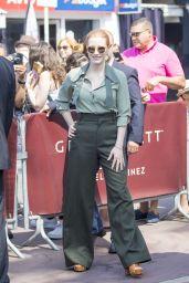 Jessica Chastain - Cannes Film Festival 05/25/2017