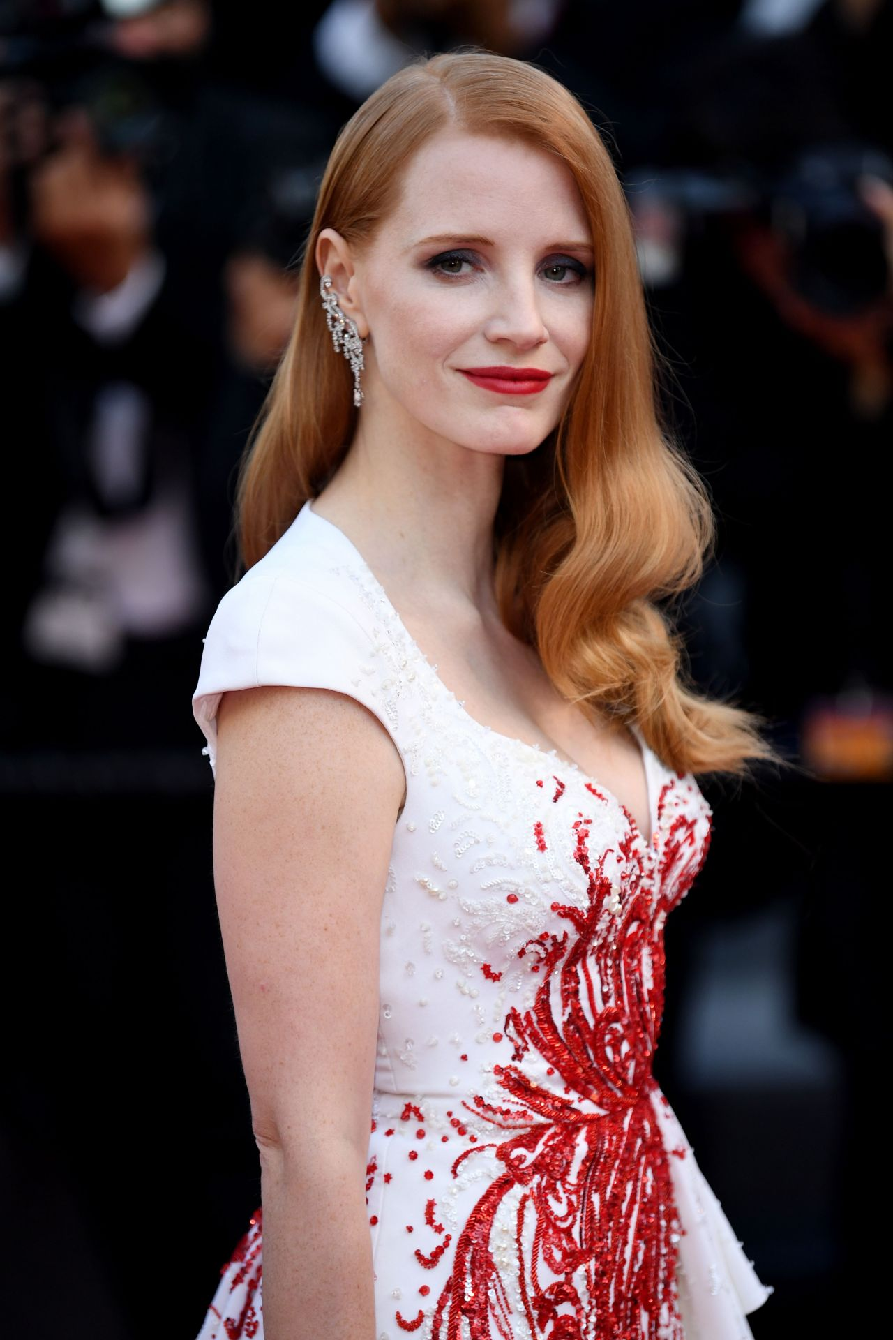 Jessica Chastain - Cannes Film Festival Closing Ceremony ... Jessica Chastain