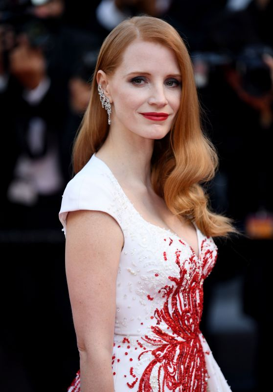 Jessica Chastain - Cannes Film Festival Closing Ceremony 05/28/2017