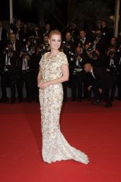 """Jessica Chastain - """"In the Fade"""" Screening in Cannes 05/26/2017"""