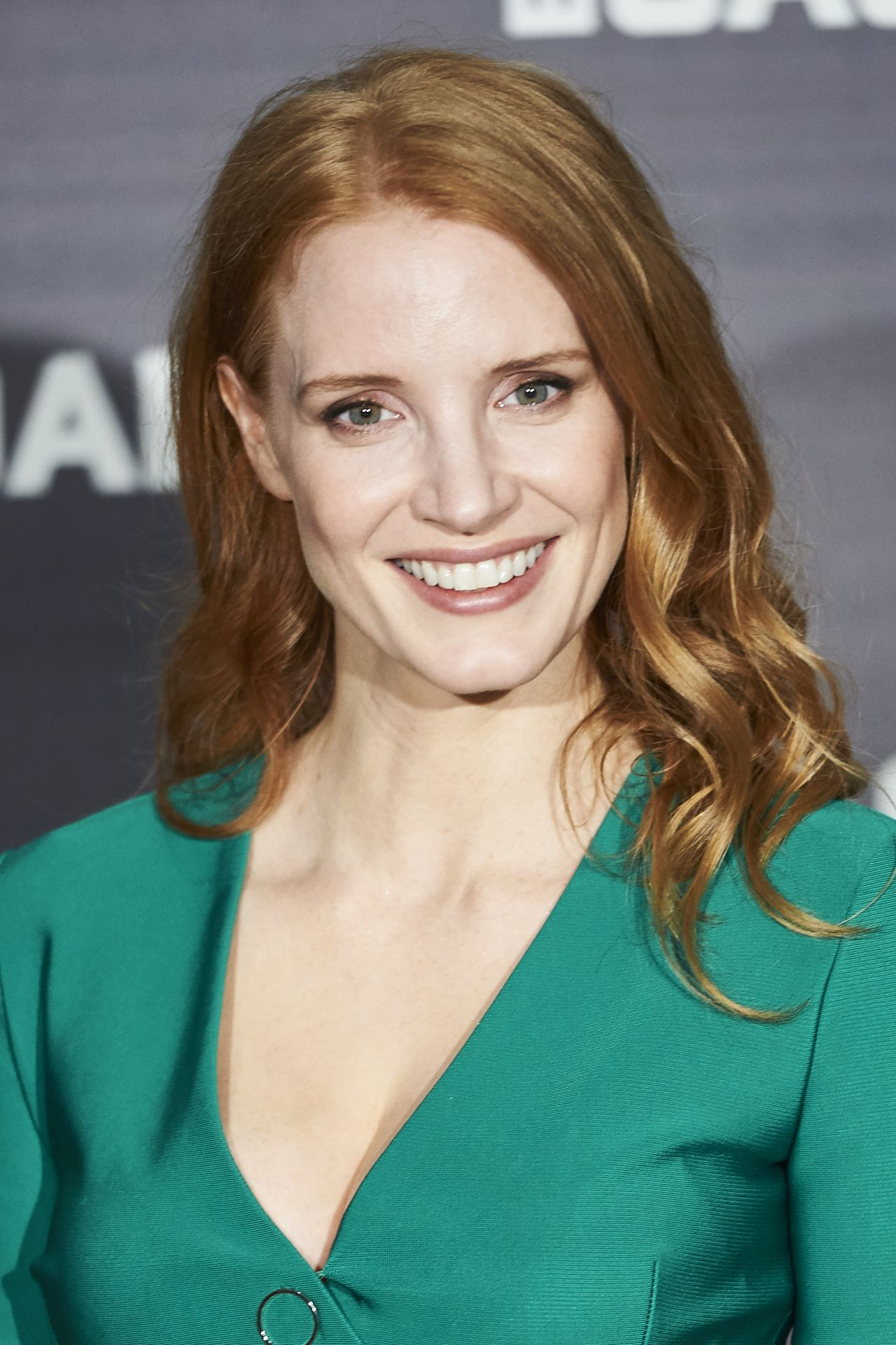 "Jessica Chastain - ""Miss Sloane"" Presetantion in Madrid 05 ... Jessica Chastain"