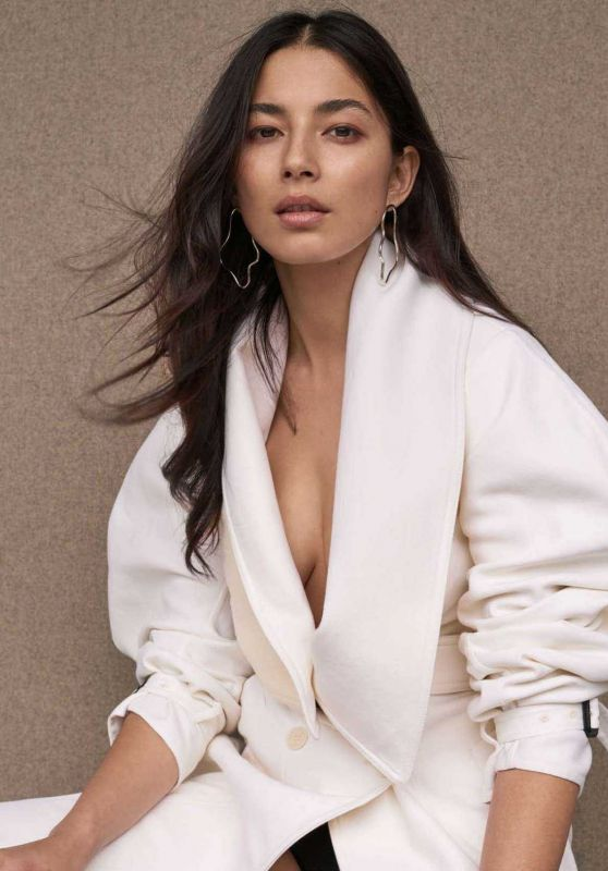 Jessica Gomes - InStyle Magazine Australia June 2017 Photos