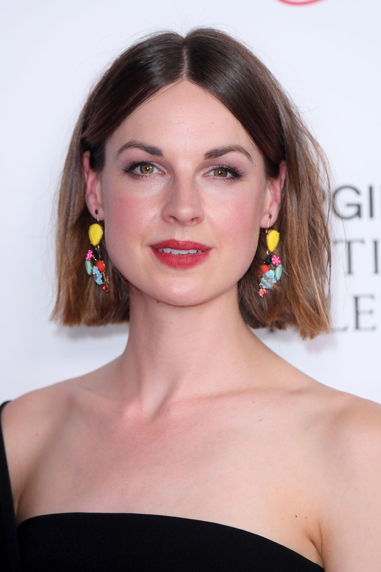 Jessica Raine on Red Carpet - BAFTA TV Awards in London 05