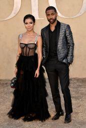 Jhene Aiko & Big Sean – Christian Dior Cruise 2018 in LA 05/11/2017