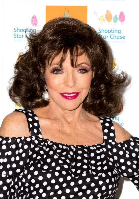 Joan Collins - Shooting Star Chase Children