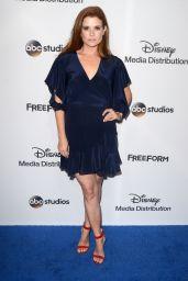 Joanna Garcia – ABC International Upfronts in Los Angeles 05/21/2017