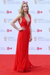 Jodie Comer – BAFTA Television Awards in London 05/14/2017