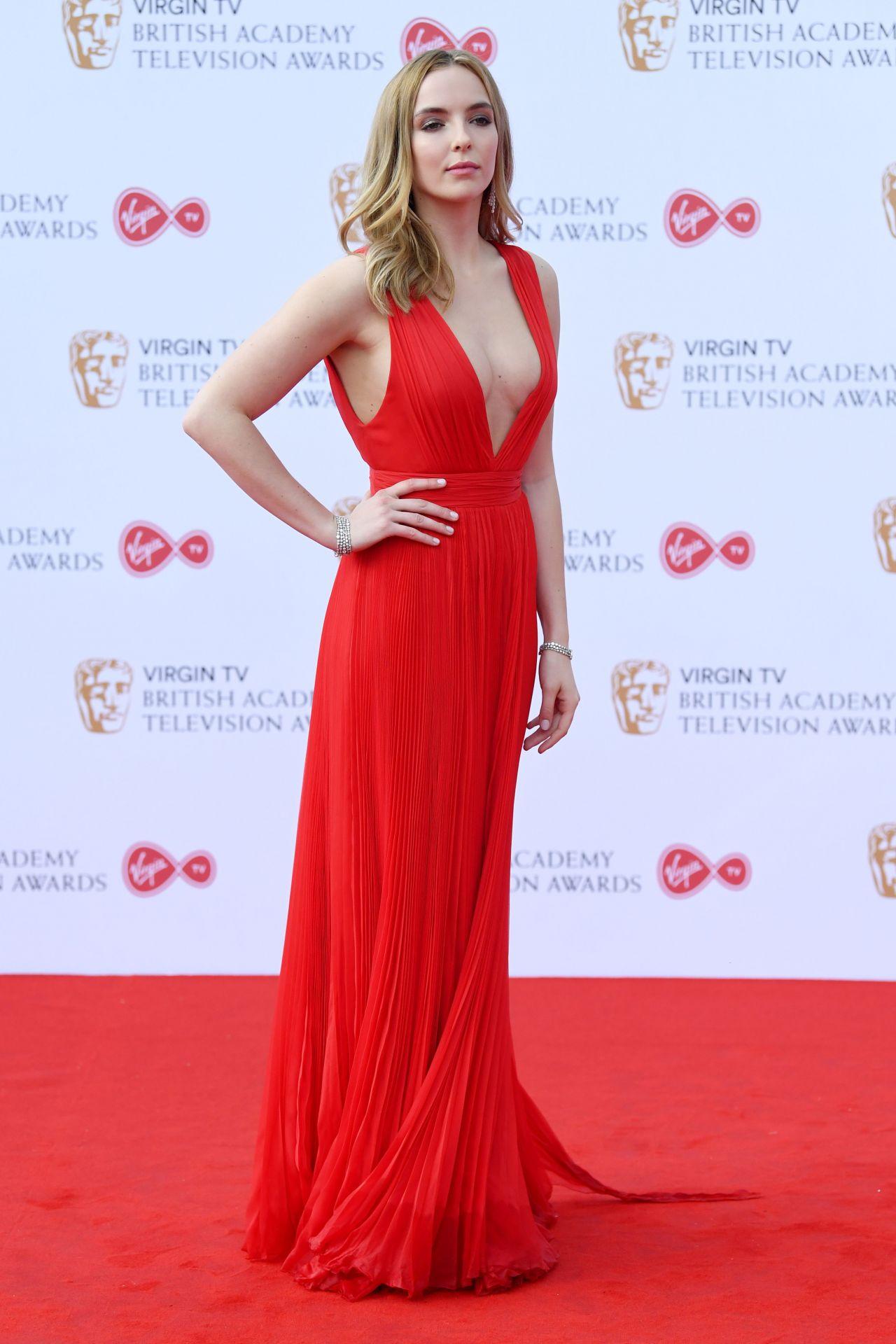 Jodie Comer  Bafta Television Awards In London 05142017-7921