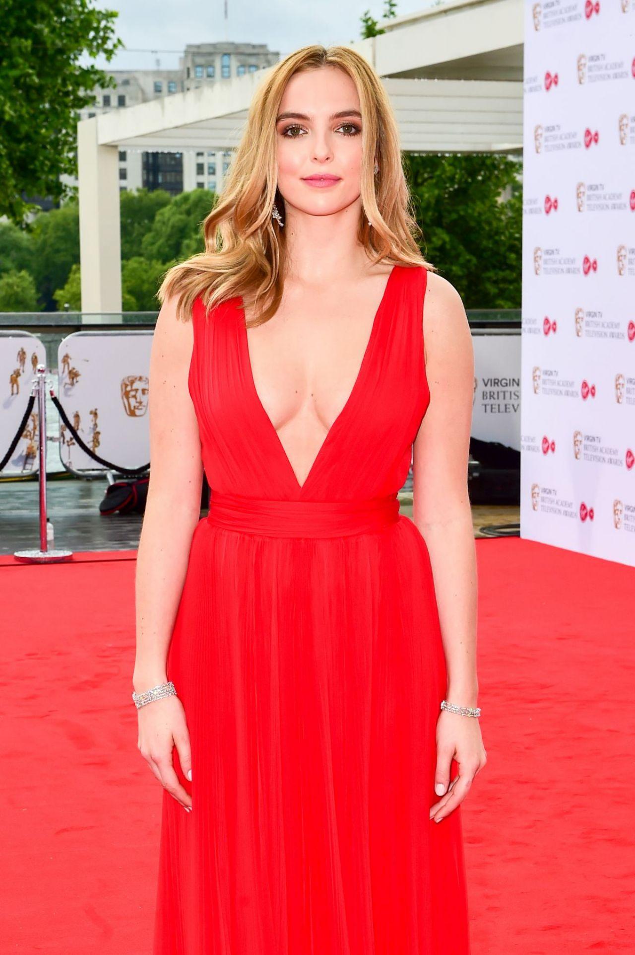 Jodie Comer Bafta Television Awards In London 05 14 2017