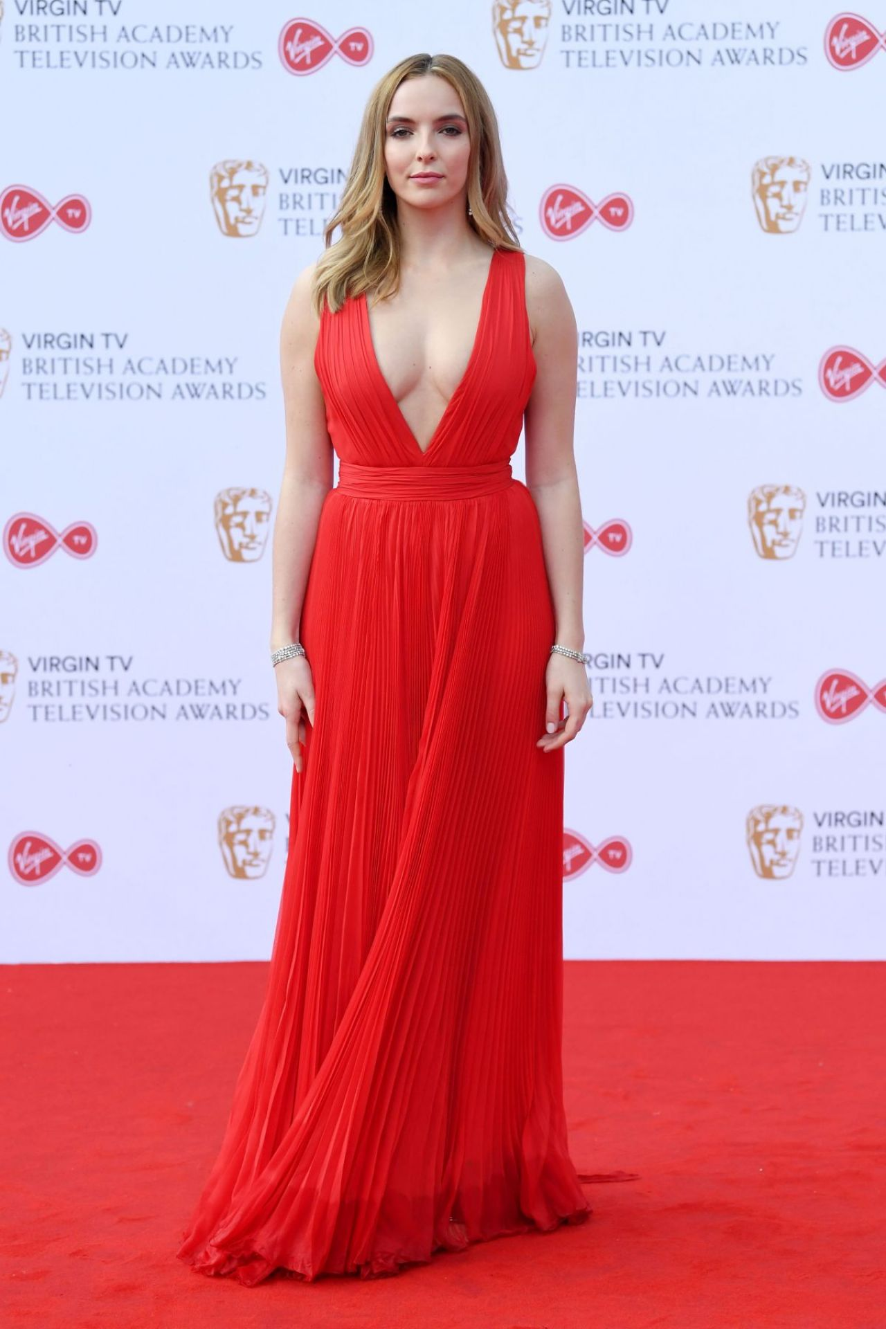 Jodie Comer Bafta Television Awards In London 05 14 2017