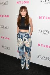 Joey King - NYLON Young Hollywood Party in LA 05/01/2017