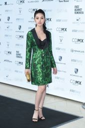 Jolie Nguyen - Amber Lounge Fashion Monaco 2017, 05/27/2017