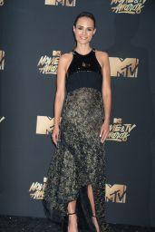 Jordana Brewster – MTV Movie and TV Awards in Los Angeles 05/07/2017