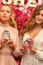 "Josephine Skriver & Stella Maxwell - VS Angels Celebrate the ""Bombshell"" Fragrance in NYC 05/10/2017"