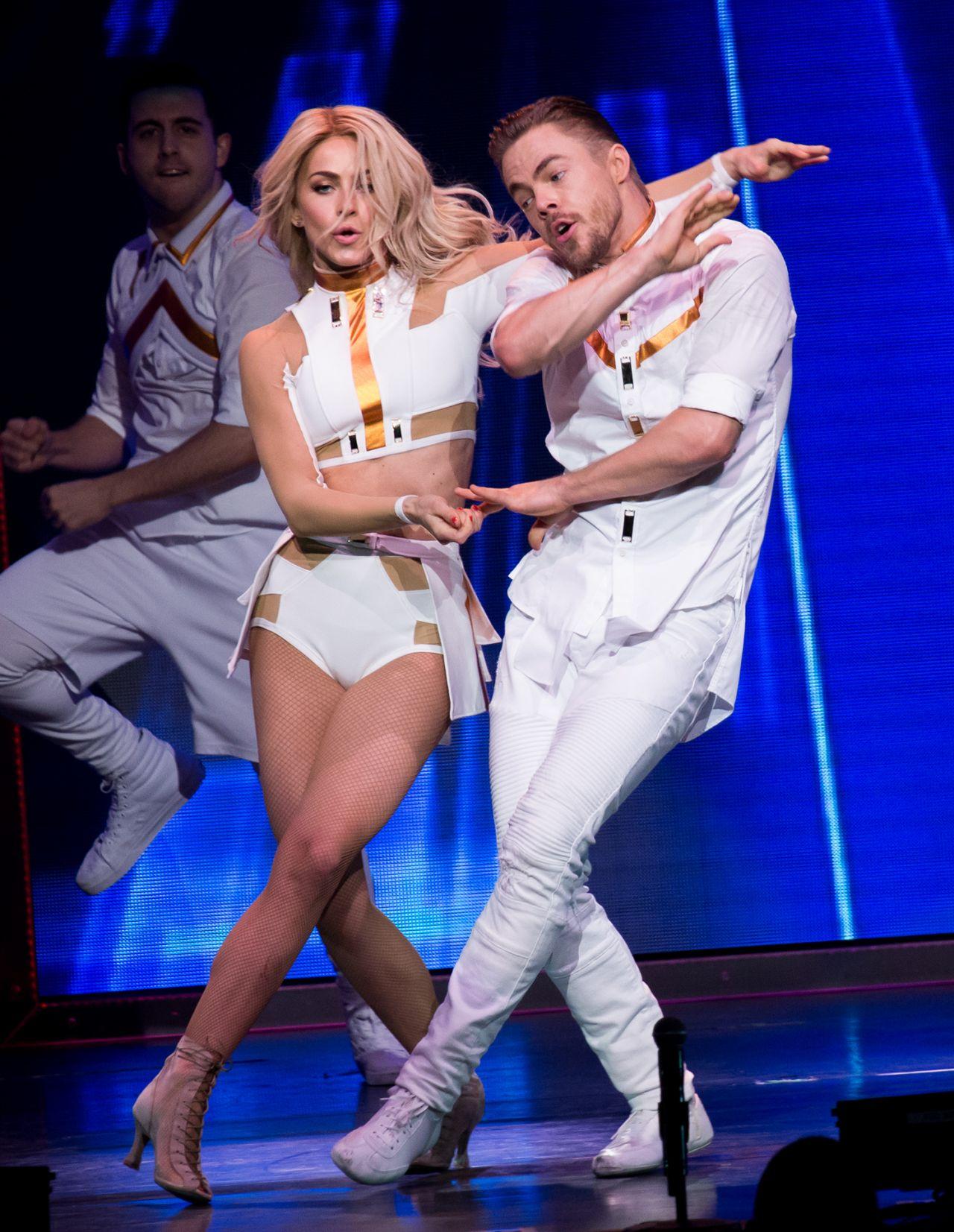 Derek And Julianne Move Beyond Tour