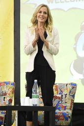 Julie Benz at German Comic Con, Munich 05/27/2017
