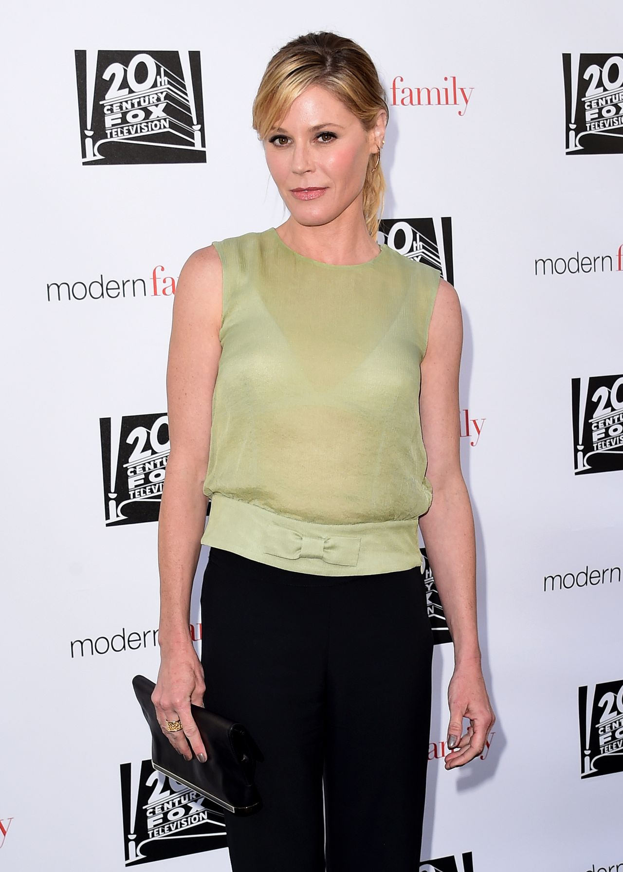Julie Bowen Modern Family Emmy Screening